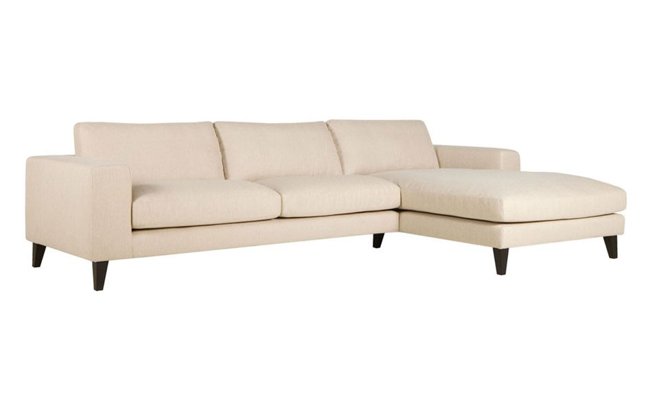 Sablon Large Chaise End Sofa
