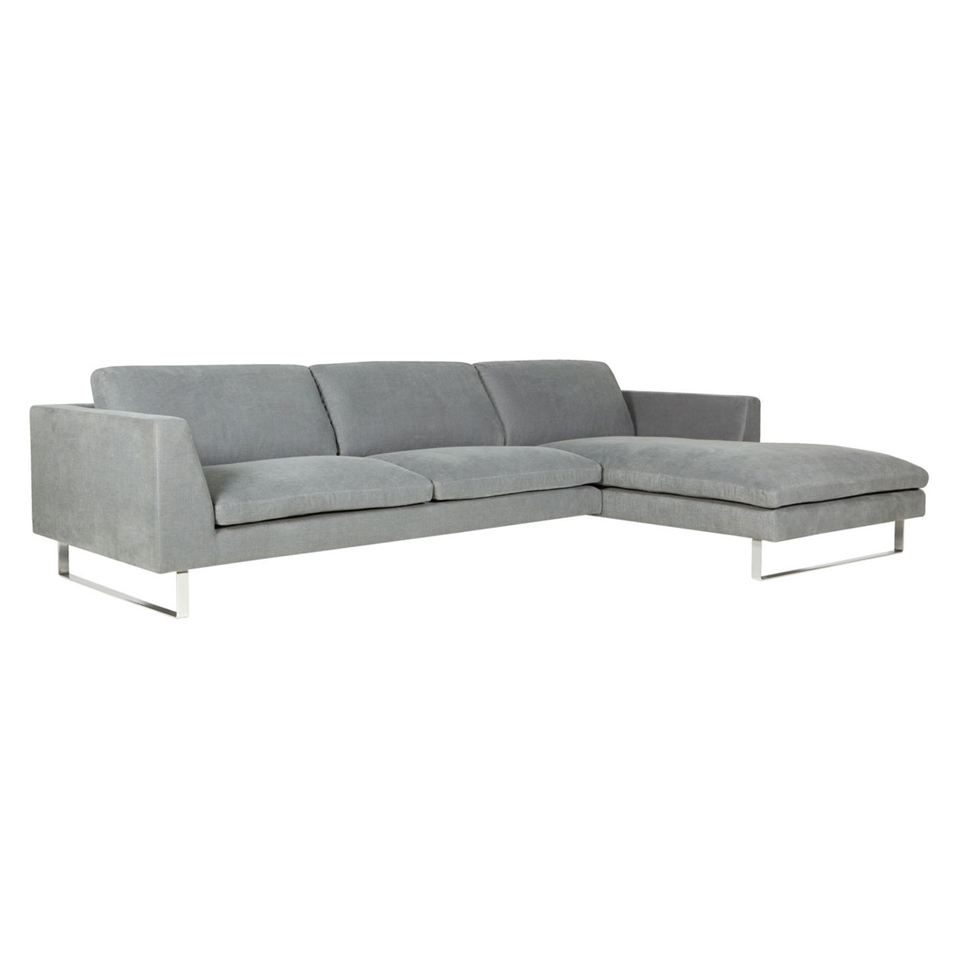 Shozo Large Chaise End Sofa
