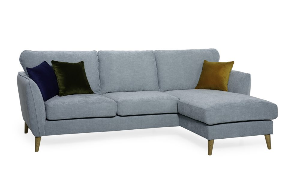Harley 3 Seater Chaise End Sofa | Quality By Design