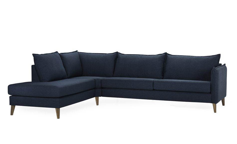 Leona Corner Chaise Sofa | Quality By Design