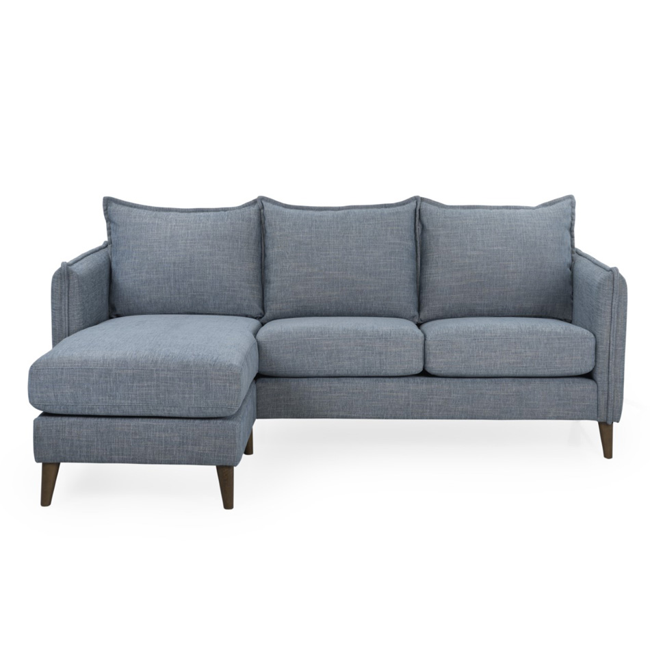 Leona Chaise End Sofa